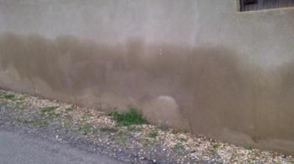 Humidité murs Albertville